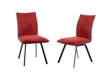 דגם רפטור כיסא אדום