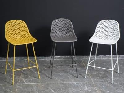 כיסאות בר רשת