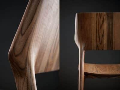 כיסא דגם Fin chair Artisan-3