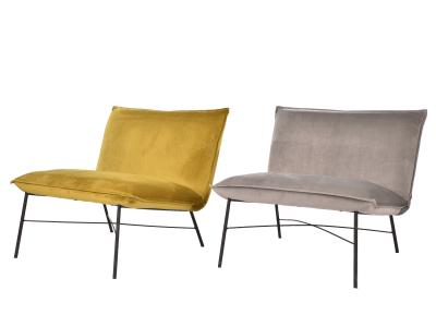 כורסא דגם CLEAN צהוב
