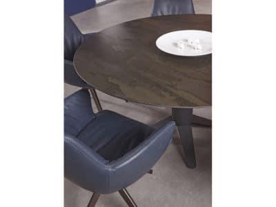 שולחן דגם CARVE ROUND BERT PLANTAGIE 2