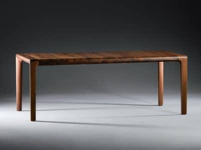 שולחן נפתח דגם INVITO ARTISAN אגוז