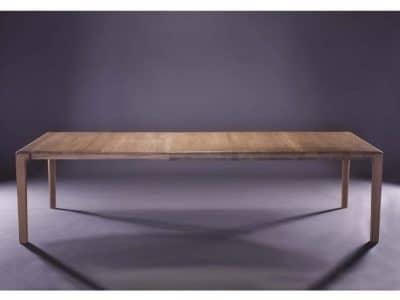 שולחן נפתח דגם INVITO ARTISAN אלון 2