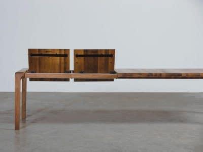 שולחן נפתח דגם INVITO ARTISAN 2
