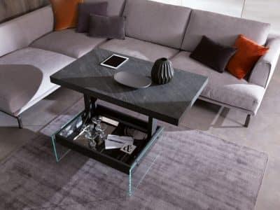 שולחן פונקציונאלי לסלון דגם BELLAGIO OZZIO ITALIA