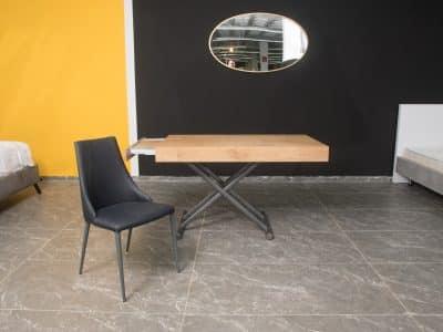 שולחן פונקציונאלי לסלון דגם UP OZZIO ITALIA 12