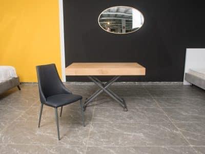 שולחן פונקציונאלי לסלון דגם UP OZZIO ITALIA 13
