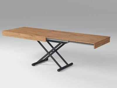 שולחן פונקציונאלי לסלון דגם UP OZZIO ITALIA 2