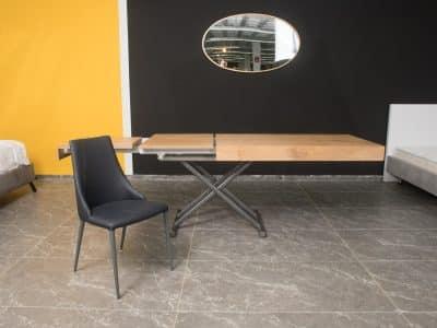 שולחן פונקציונאלי לסלון דגם UP OZZIO ITALIA 21