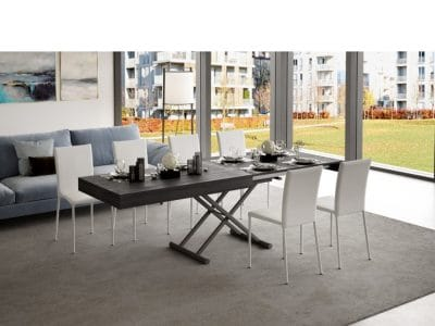 שולחן פונקציונאלי לסלון דגם UP OZZIO ITALIA 3