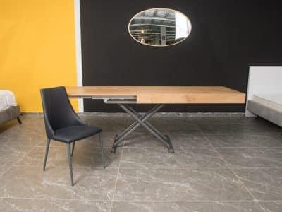 שולחן פונקציונאלי לסלון דגם UP OZZIO ITALIA 8
