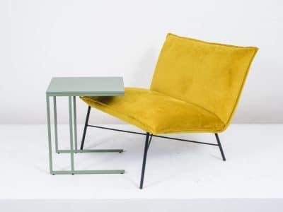 שולחן צד דגם SQUARE ירוק (2)